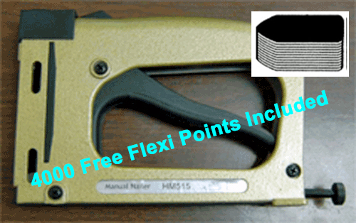 Point Driver F18 Brads Framers Points Flexi Points