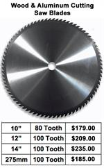 Combination Saw Blade
