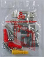 Wood Frame Security Hanger